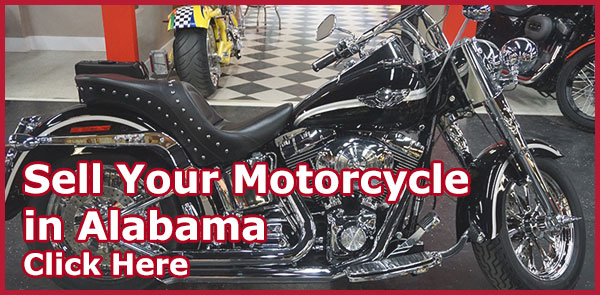 Sell Your Motorcycle in Alabama