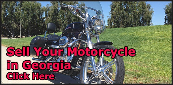 Sell Your Motorcycle in Stone Mountain Georgia